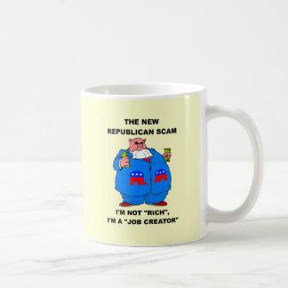 debt ceiling basic white mug