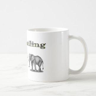 Debt Ceiling Camouflage Mug