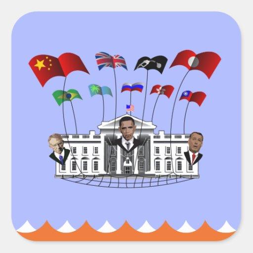 debt ceiling Fail Whale - stickers