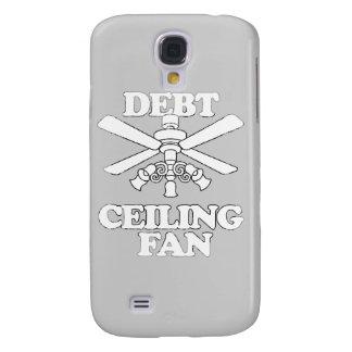 DEBT CEILING FAN Faded.png Galaxy S4 Case