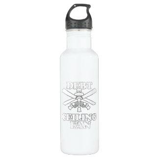 DEBT CEILING FAN Faded.png 710 Ml Water Bottle