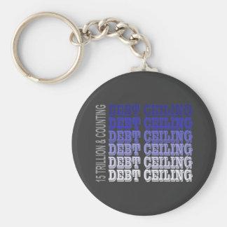 Debt Ceiling Merchandise Keychain