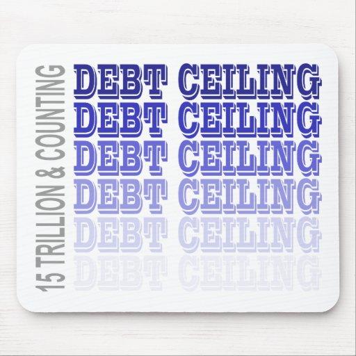 Debt Ceiling Merchandise Mousepads