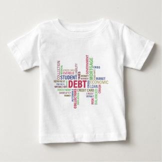 Debt-credit,loss Baby T-Shirt