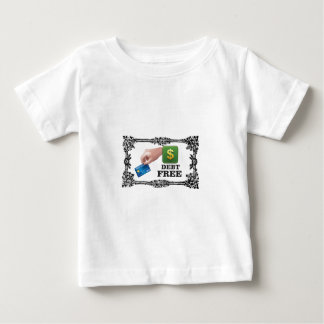 debt free tag tee shirts