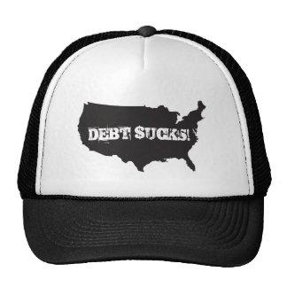 Debt Sucks! Trucker Hat