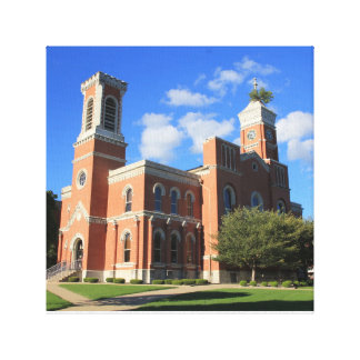 Decatur County Couthouse - Canvas Print