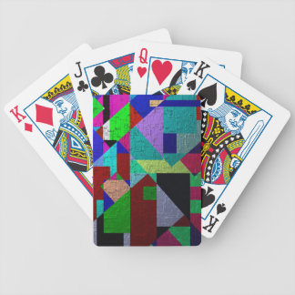 Decay kind bicycle playing cards
