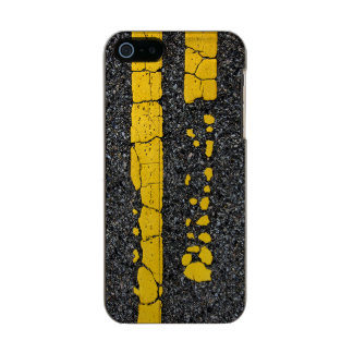 Decayed Double Yellow Line Incipio Feather® Shine iPhone 5 Case