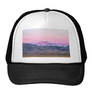 December 16th Twin Peak Sunrise View Mesh Hat