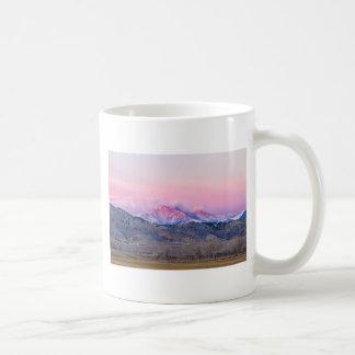December 16th Twin Peak Sunrise View Mug