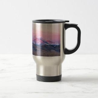 December 16th Twin Peak Sunrise View Coffee Mug