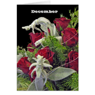 December All Occasion Card