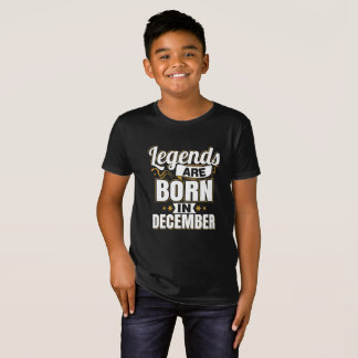December Kids' Apparel Organic T-Shirt