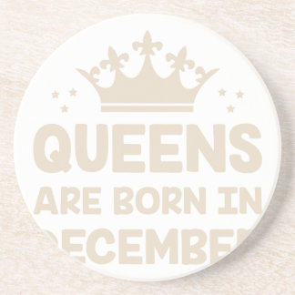December Queen Coaster
