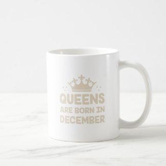 December Queen Coffee Mug