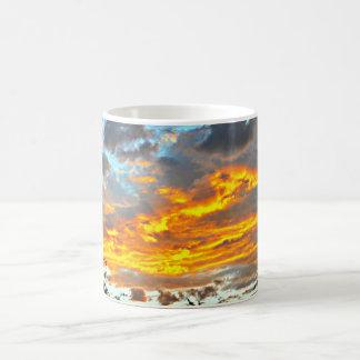 December Sonoran Sky Coffee Cup/Mug Coffee Mug