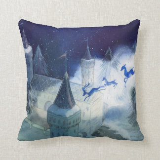 December's Tale pillow