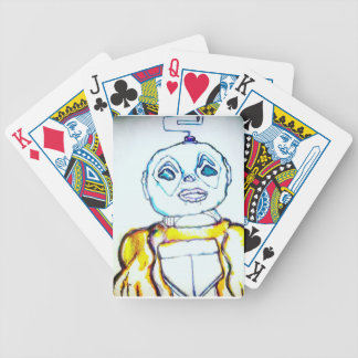 Deception of The Modern Bicycle Playing Cards