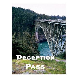 Deception Pass Postcard