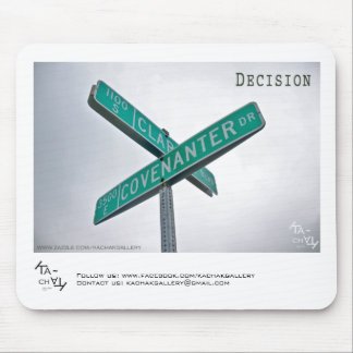 DECISION - MOUSEPAD