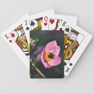 Deck of cards - Busy Bee-Pink Flower