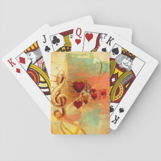 Deck of Cards for music lovers