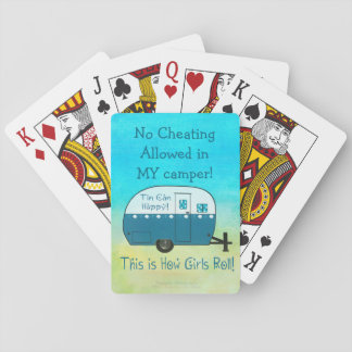 DECK OF CARDS | Vintage Camper