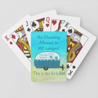 DECK OF CARDS | Vintage Camper