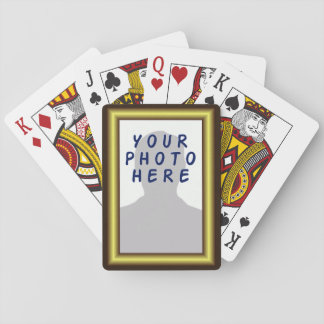 Deck of cards with YOUR photo!