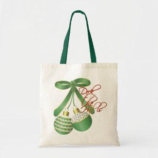 Deck the Halls Christmas Gift Bag