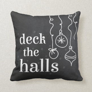 Deck The Halls Cushions