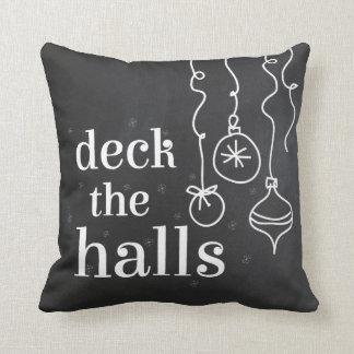 Deck The Halls Cushion