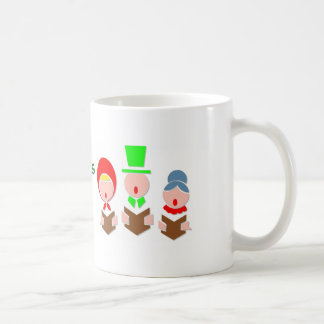 Deck the halls with lots of coffee... coffee mug