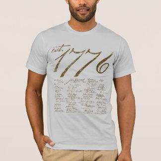 Declaration Graphic t-shirt