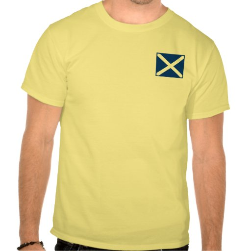Declaration of Arbroath Scottish Independence T Tee Shirts