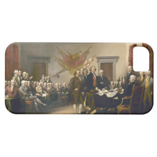 Declaration of Independence by John Trumbull 1819 iPhone 5 Case