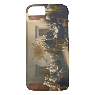 Declaration of Independence by John Trumbull 1819 iPhone 8/7 Case