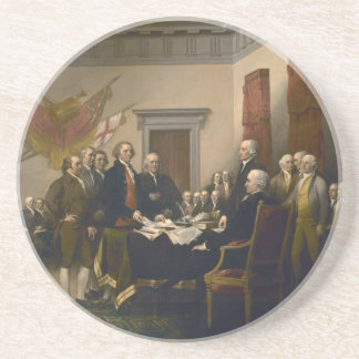 Declaration of Independence by John Trumbull Coaster