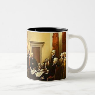 Declaration of Independence by John Trumbull Mug
