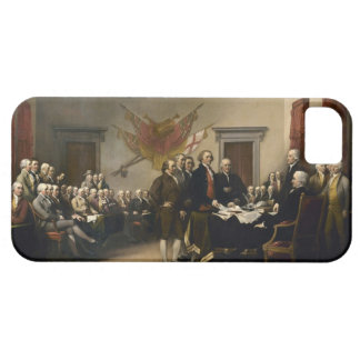 Declaration of Independence iPhone 5 Cases