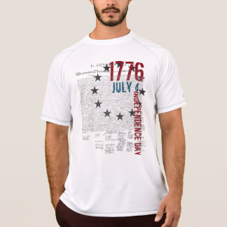 Declaration of Independence July 4 1776 Shirt