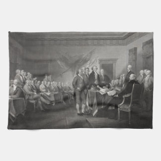 Declaration of Independence Tea Towel