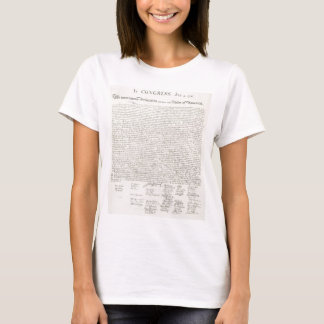 Declaration of Independence Two T-Shirt