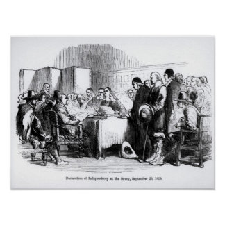 Declaration of Independency Print