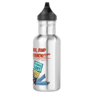 Declare Spiritual Warfare! Water Bottle 532 Ml Water Bottle