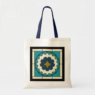 Deco Blue Tile Design