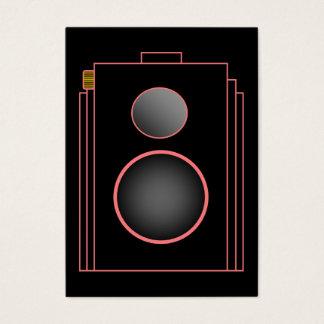 Deco Camera Bookmark (Bremen) Business Card