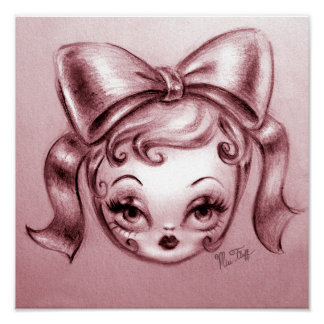 Deco Dolly Poster