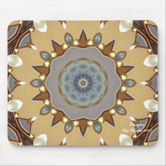 Deco Pearls Mouse Pad